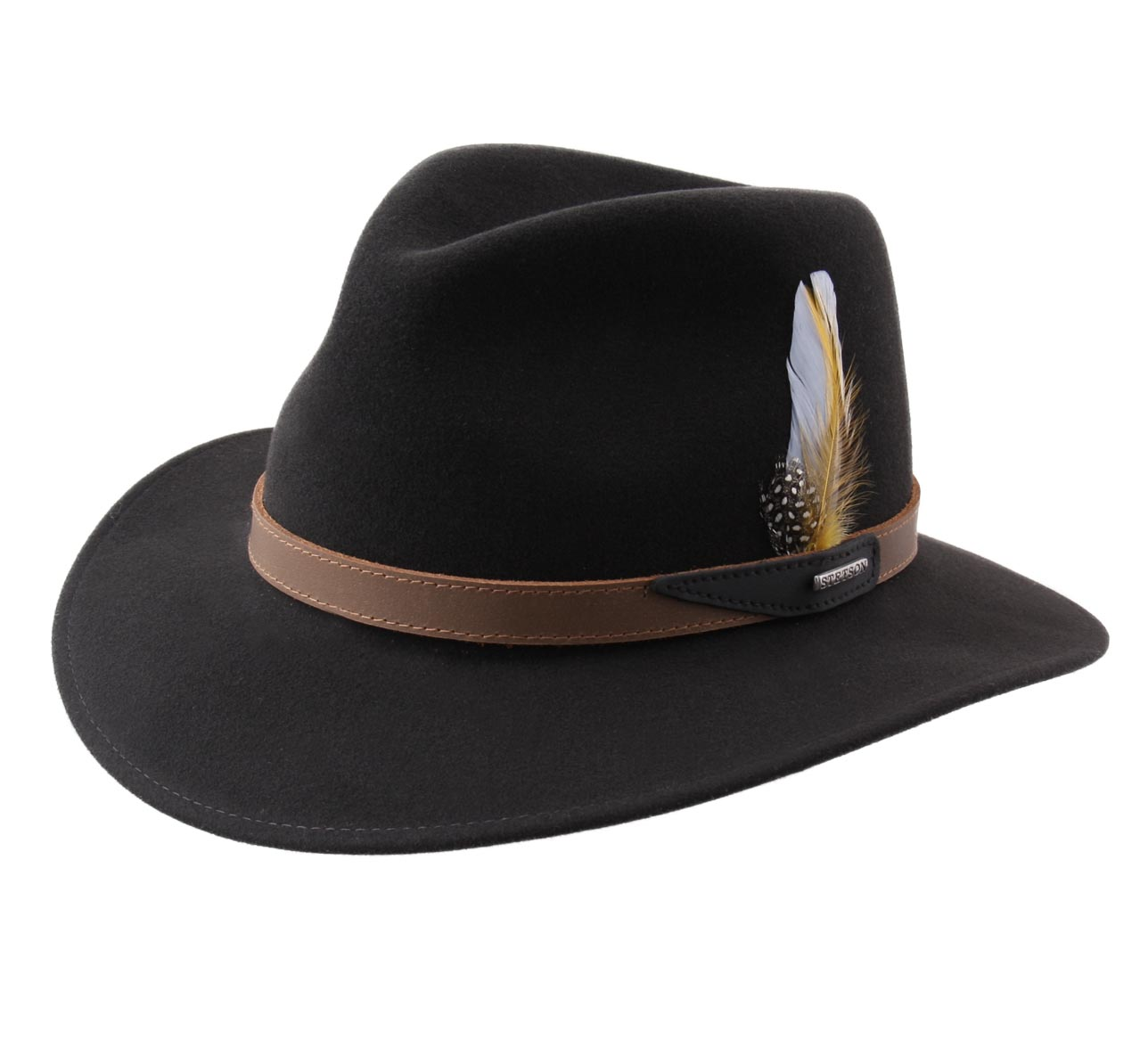 39bb4a45e2f Hampton - Hats Stetson