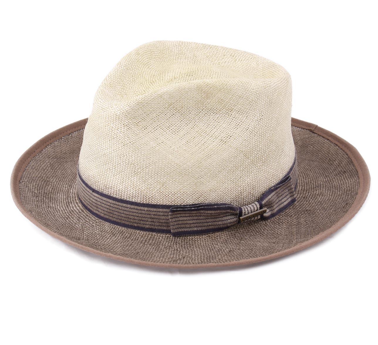 Wayside Fedora Chapeau De Paille Par Abaca Chapeaux De Soleil Stetson Stetson AkyCLX7W