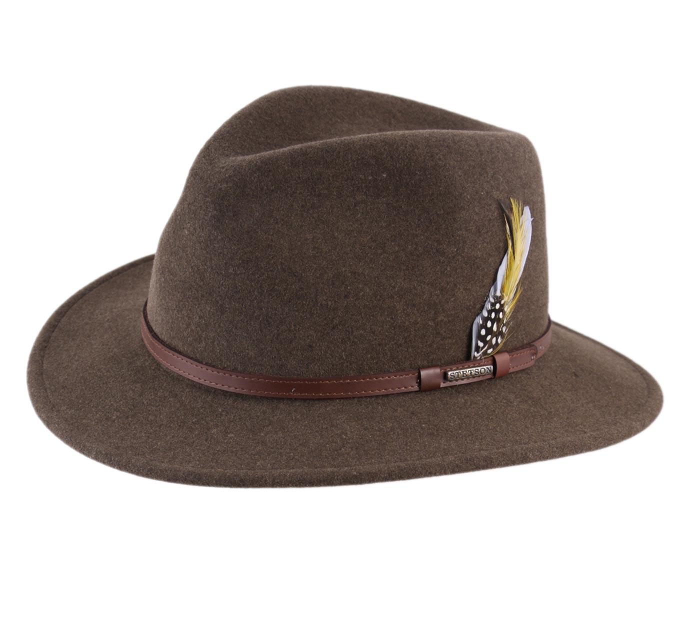 ff5bb57c35a5a Traveller Vitafelt Mix - Hats Stetson