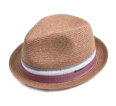 Stetson Striped Ribbon Player