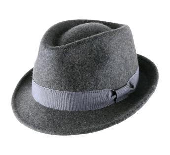 Classic Trilby Crushable Classic Italy